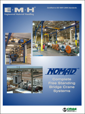 NOMAD Freestanding Crane