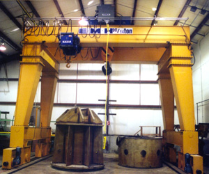 EMH Gantry Crane