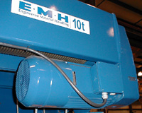 Severe Demand Hoist Motors
