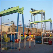 EMH Gantry Cranes