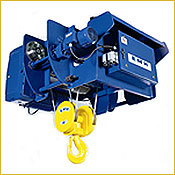  EMH Wire Rope Hoists