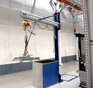 AL Systems™ Pillar Style Jib Crane