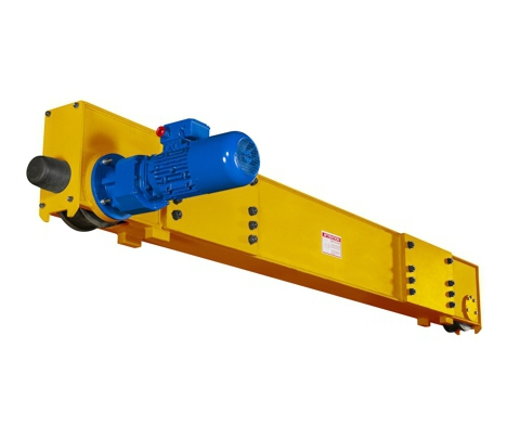 HSZ Endtruck for Double Girder Cranes