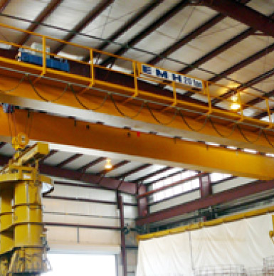Overhead Cranes and Safety | EMH, Inc