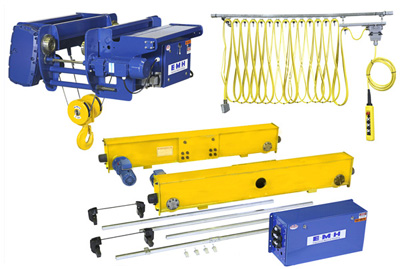 System 2000 Bridge Crane Kit