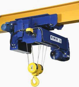 Cross Mounted Hoist